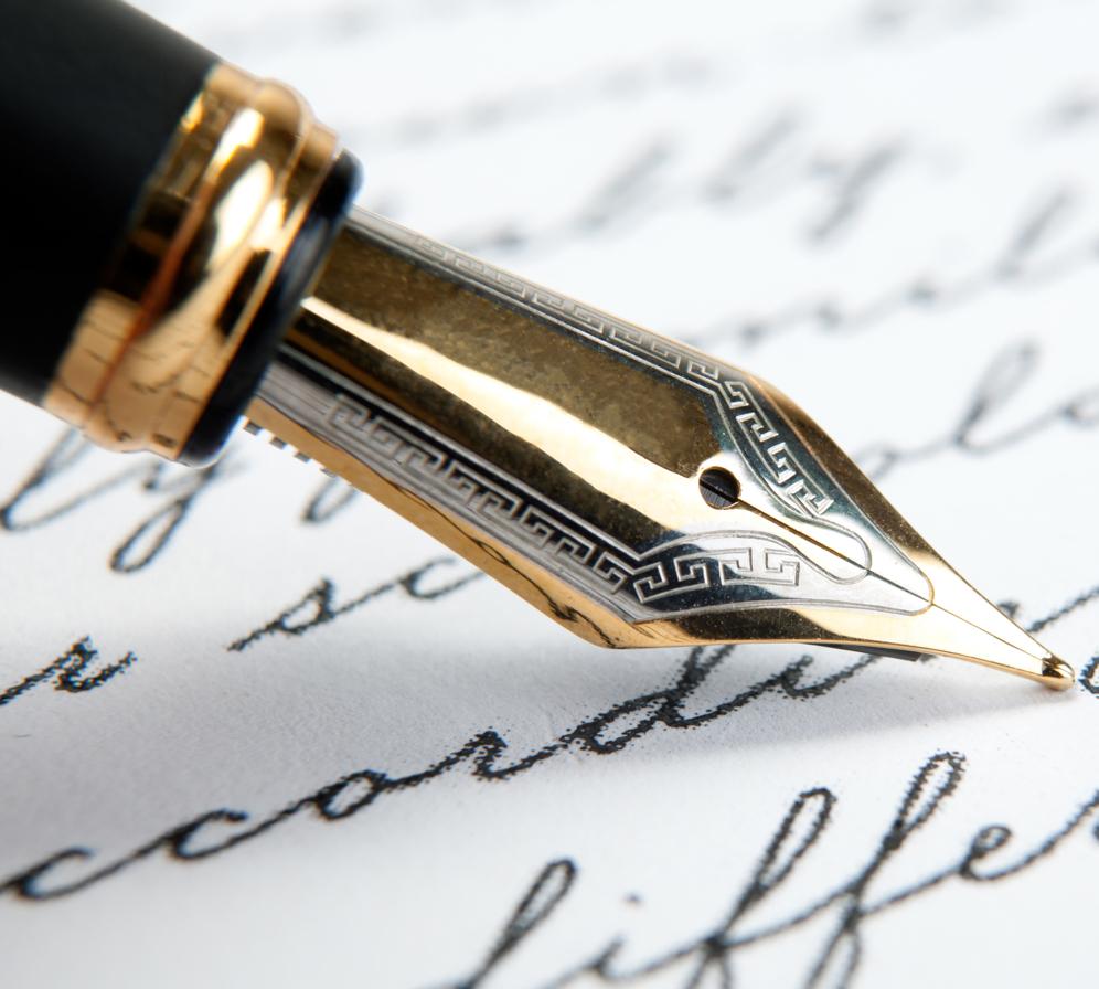 Viena, los mejores accesorios para mejorar tu caligrafia