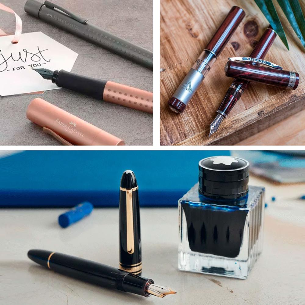 Viena, comprar las mejores plumas estilográficas, bolígrafos y encededores zippo
