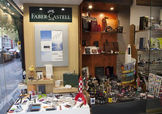 Tienda online especializada en plumas estilográficas faber castell
