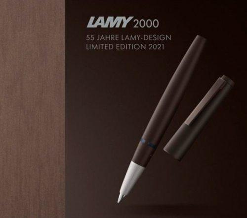 Lamy 2000 Brown Edition 2021